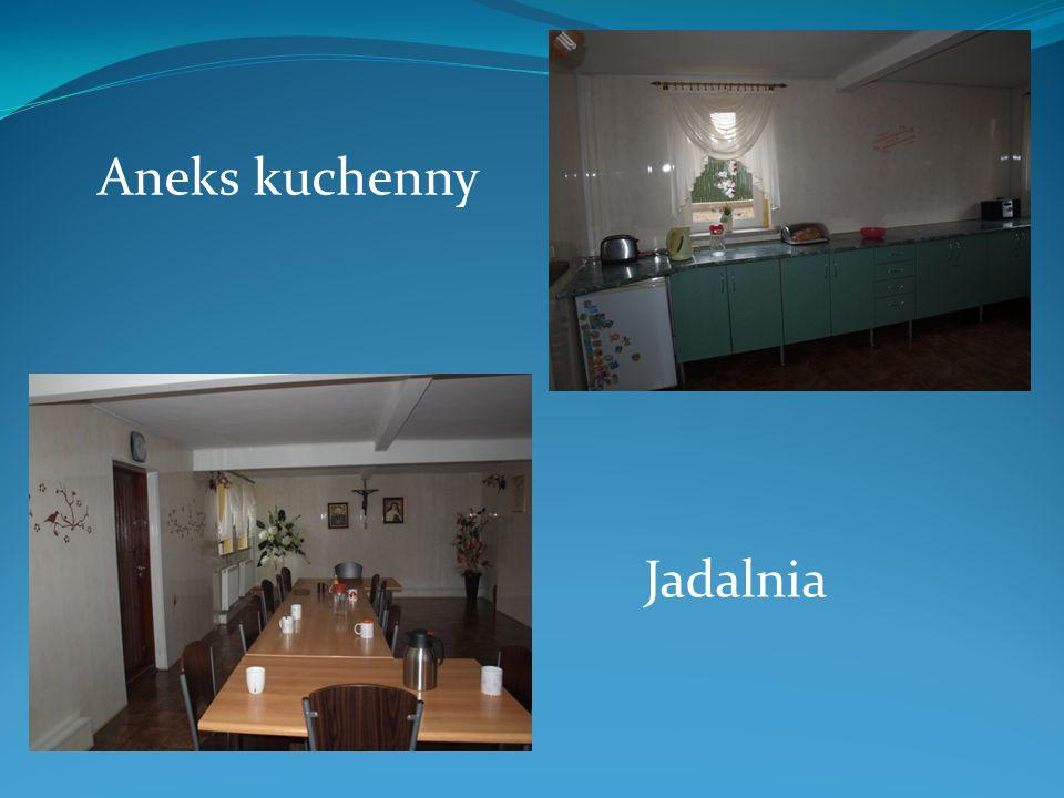 Aneks kuchenny Jadalnia