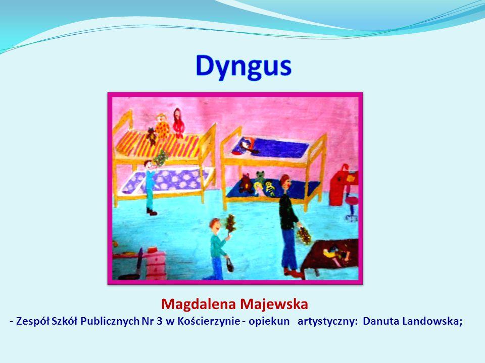 Dyngus Magdalena Majewska