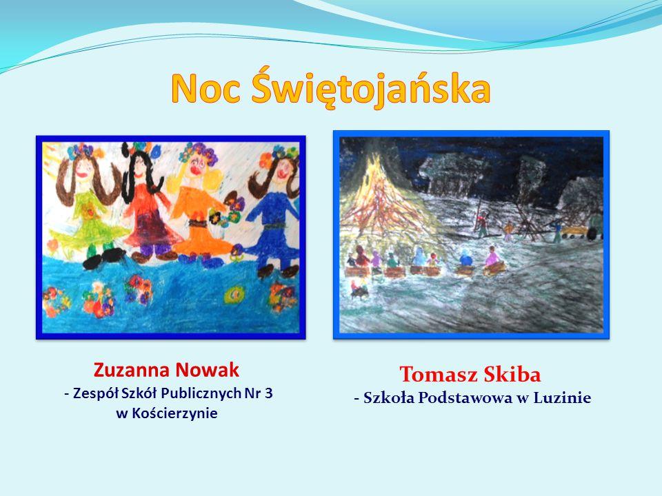Noc Świętojańska Zuzanna Nowak Tomasz Skiba
