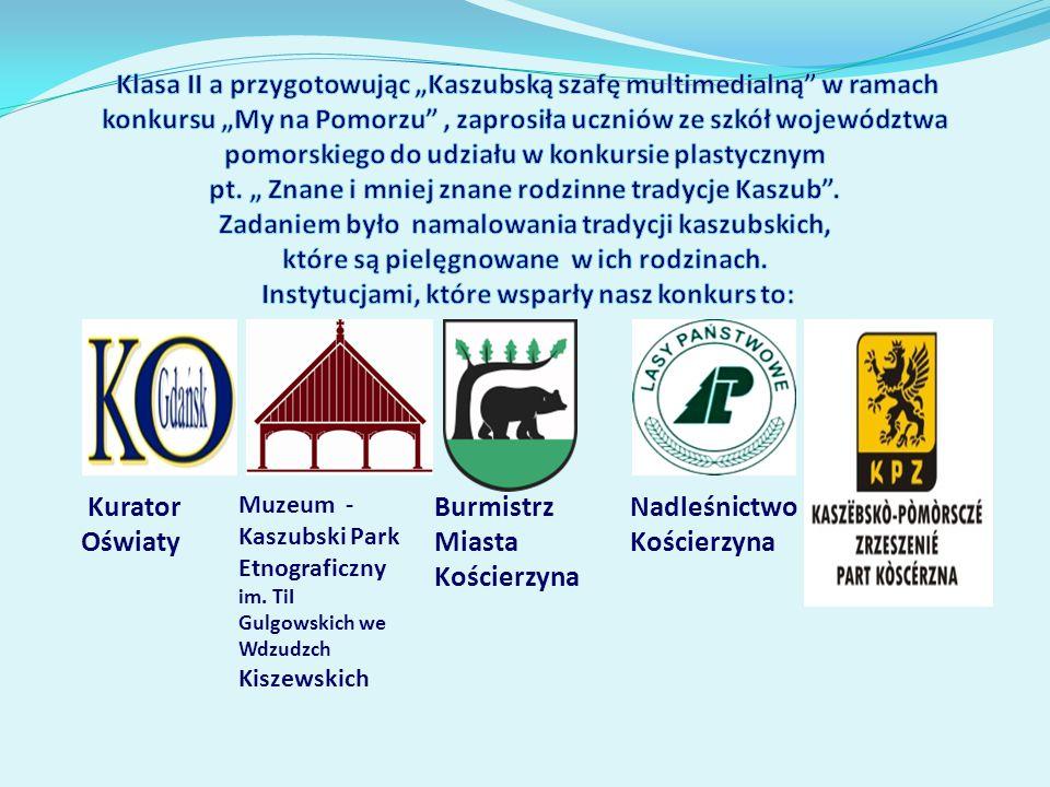 Burmistrz Miasta Kościerzyna Nadleśnictwo Kościerzyna