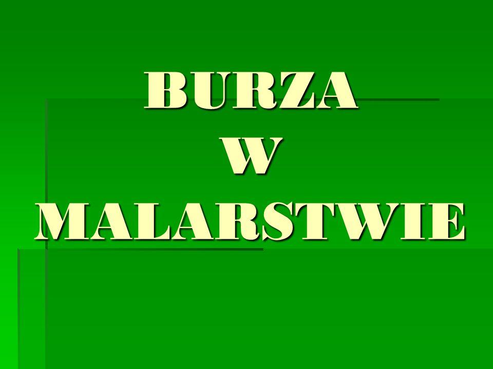 BURZA W MALARSTWIE