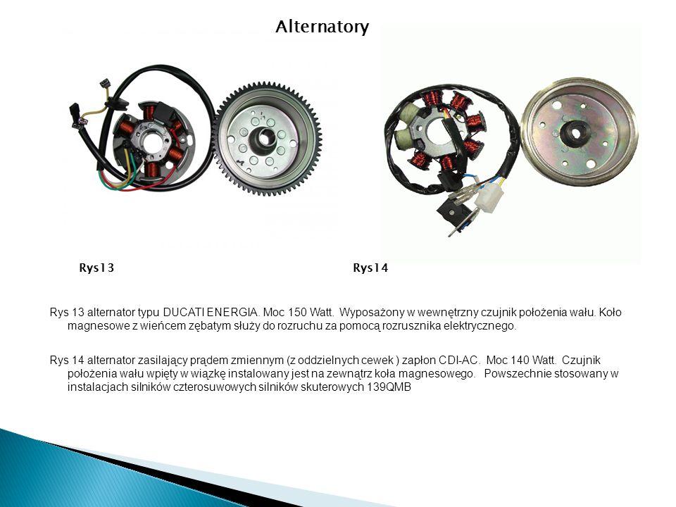 Alternatory Rys13 Rys14.