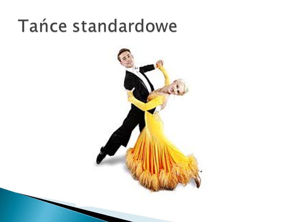 Tańce standardowe