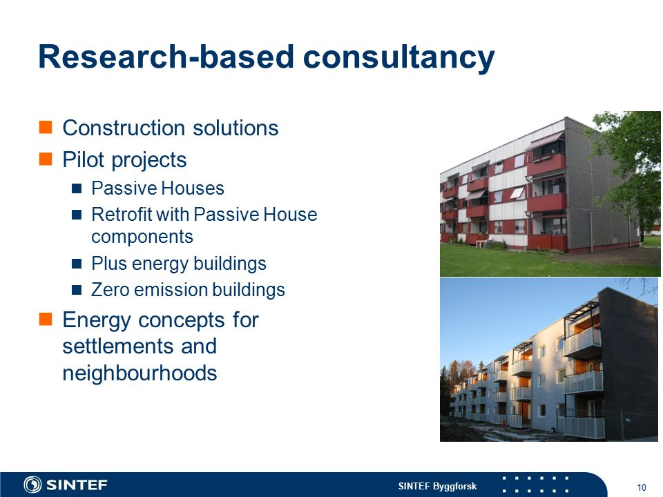 Research-based consultancy