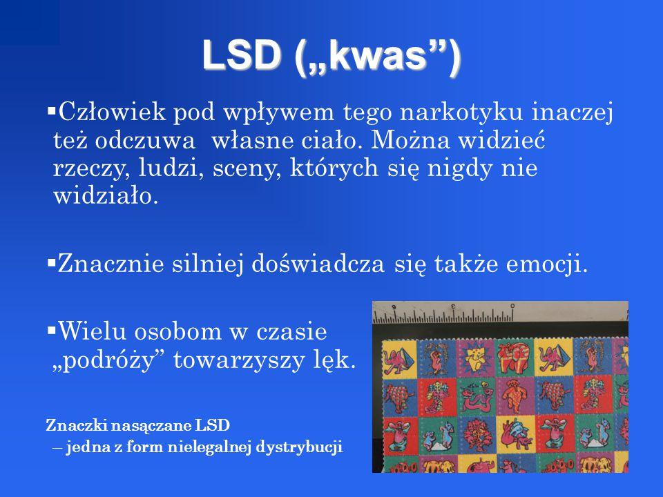 """LSD (""""kwas )"""