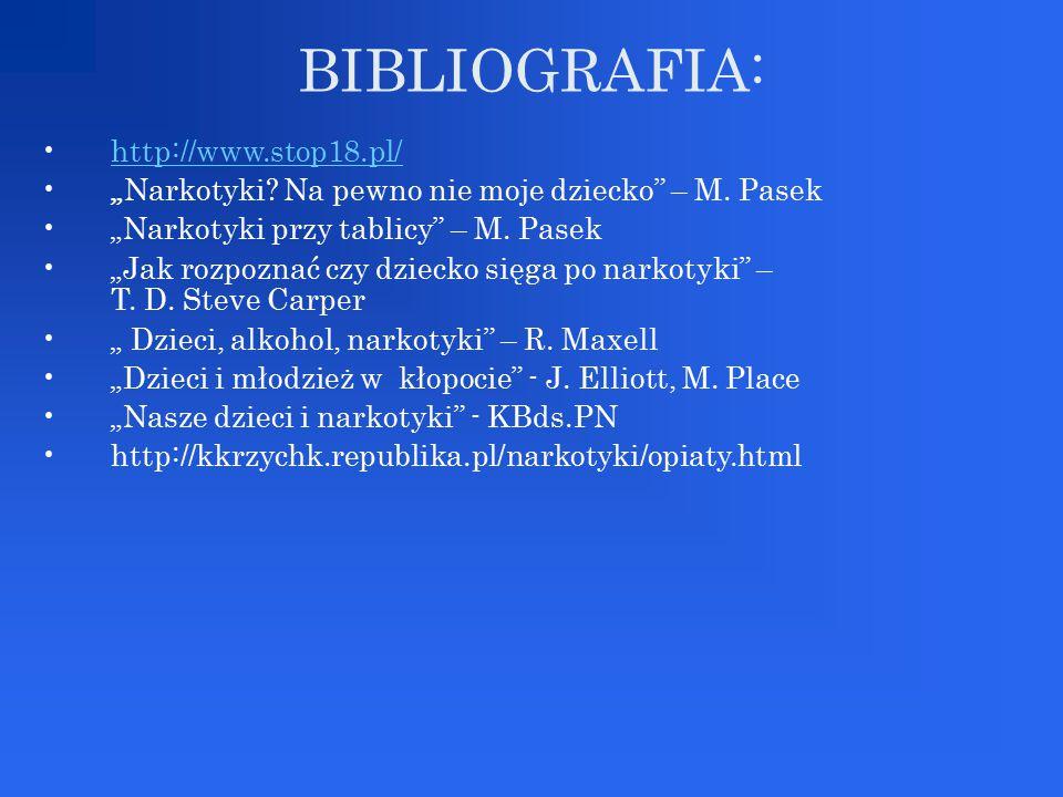 BIBLIOGRAFIA: http://www.stop18.pl/