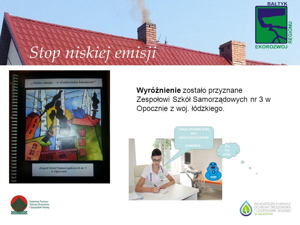 Twoje choroby biorą się z zanieczyszczonego powietrza.