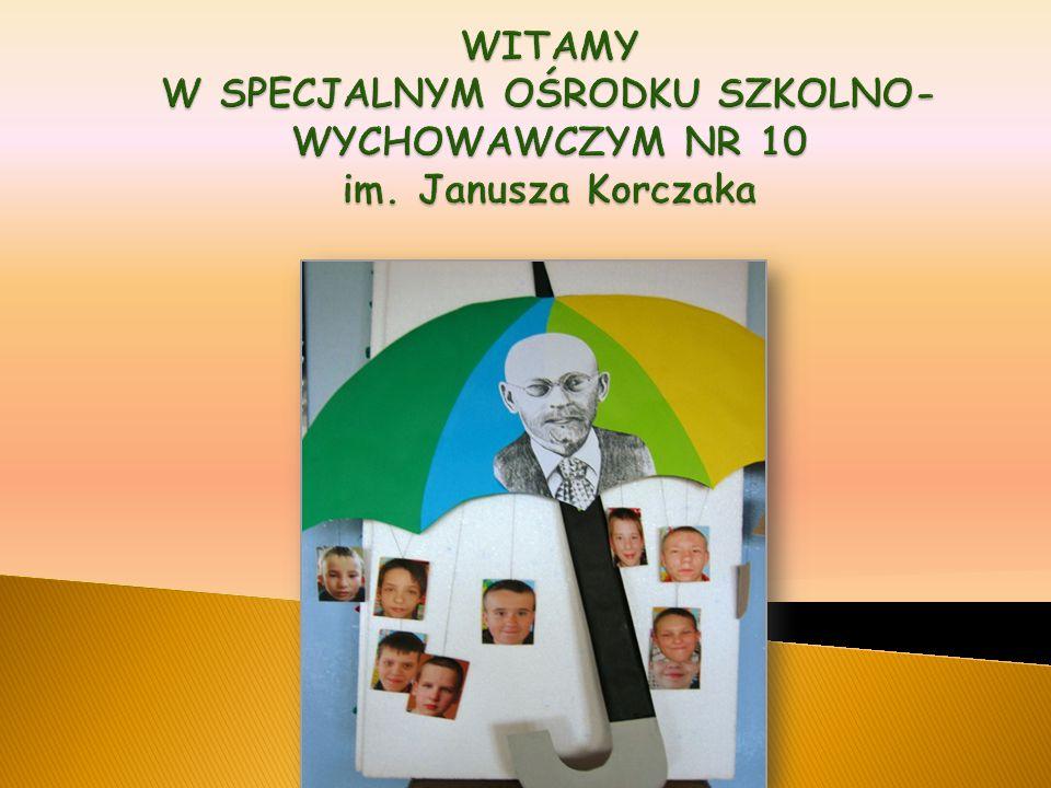WITAMY W SPECJALNYM OŚRODKU SZKOLNO-WYCHOWAWCZYM NR 10 im