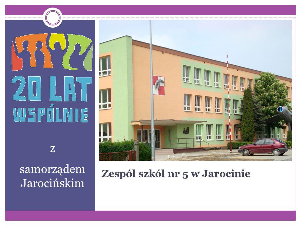 Zespół szkół nr 5 w Jarocinie