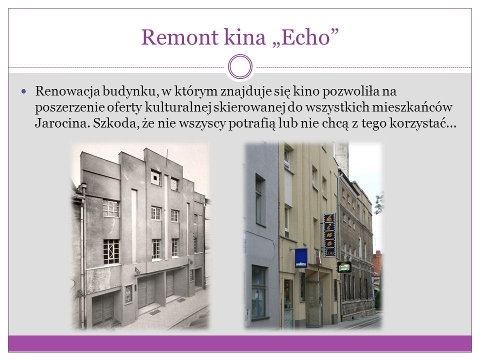 "Remont kina ""Echo"