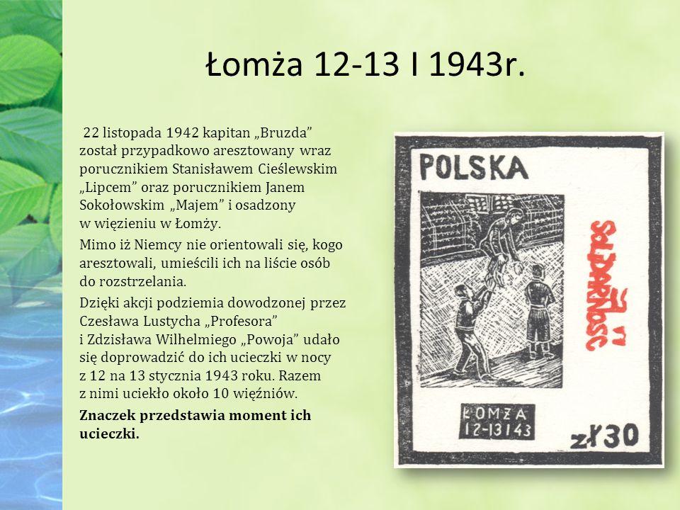 Łomża 12-13 I 1943r.