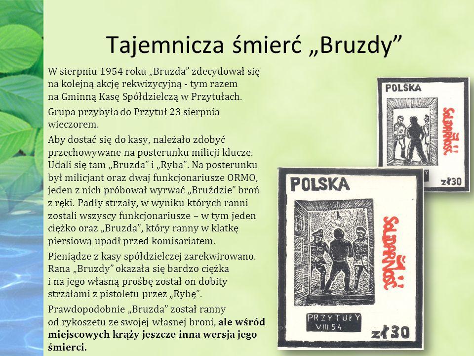 """Tajemnicza śmierć """"Bruzdy"""