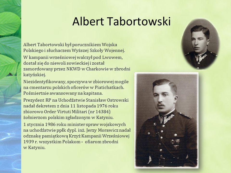 Albert Tabortowski