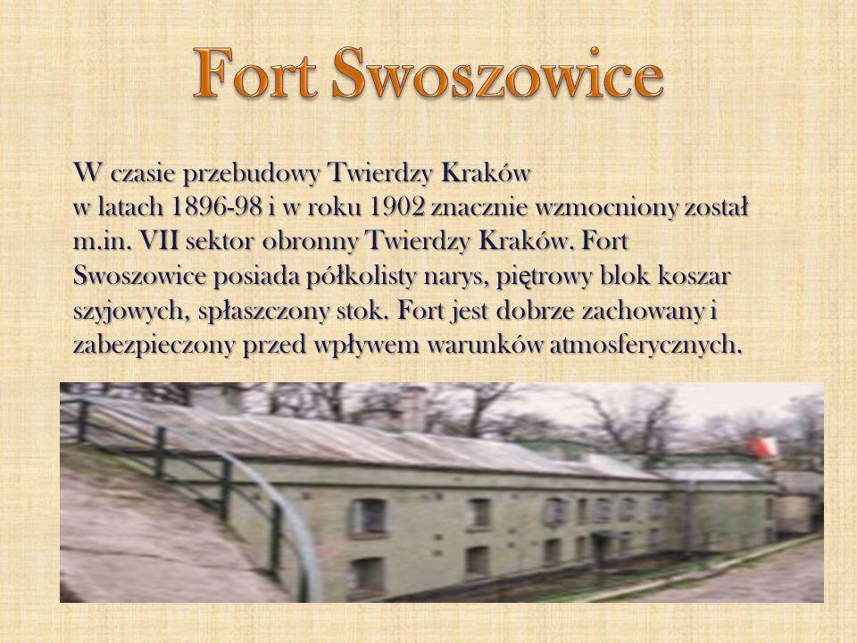 Fort Swoszowice