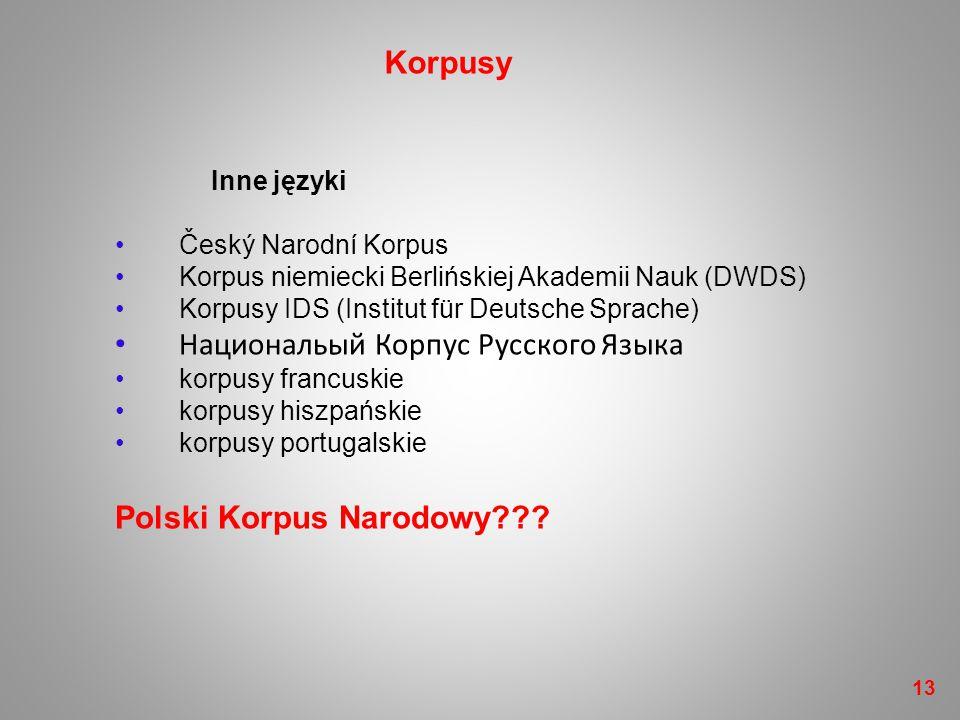 Национальый Корпус Русского Языка