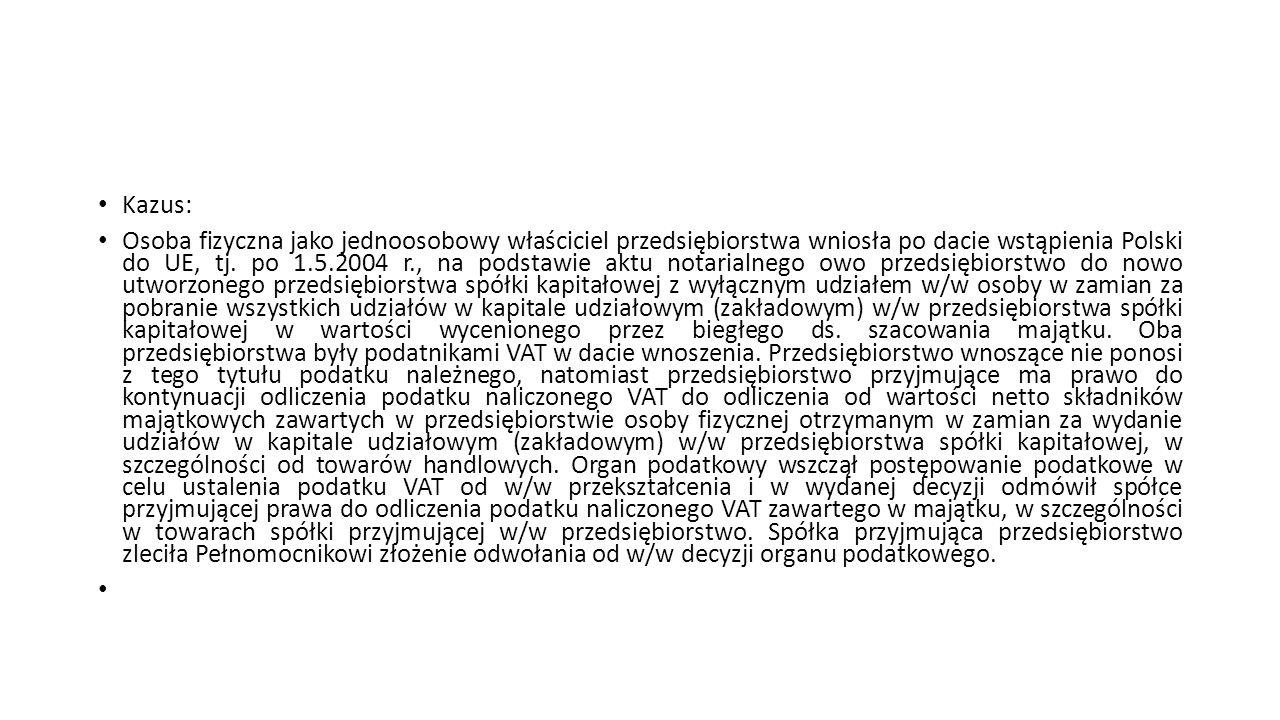 Kazus:
