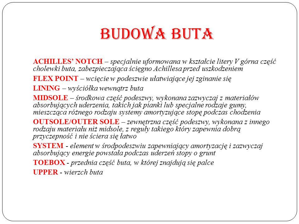 BUDOWA BUTA