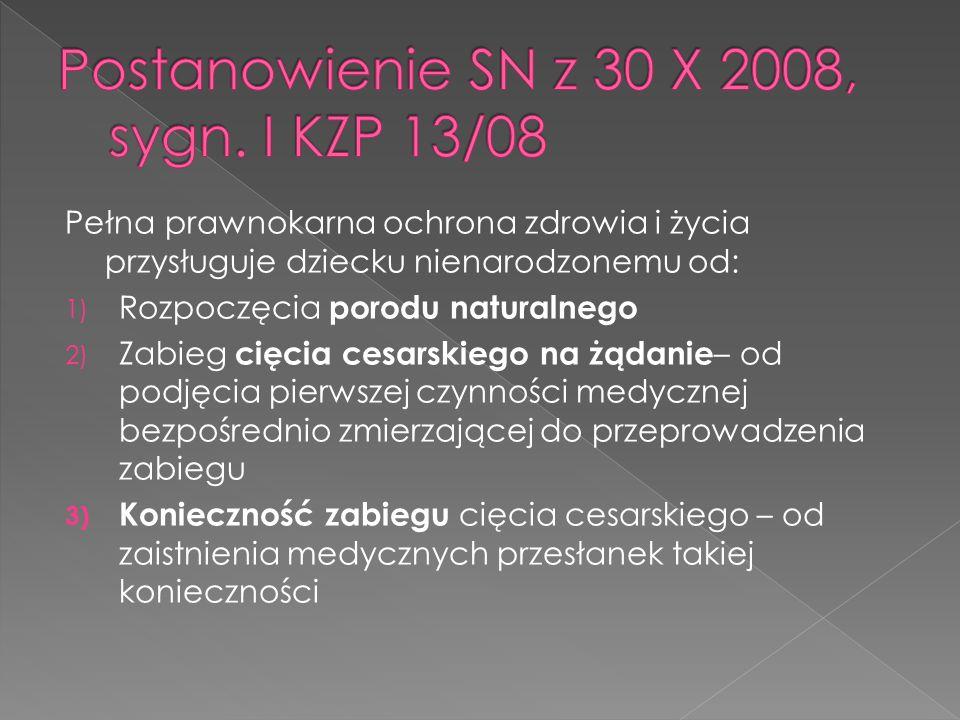 Postanowienie SN z 30 X 2008, sygn. I KZP 13/08