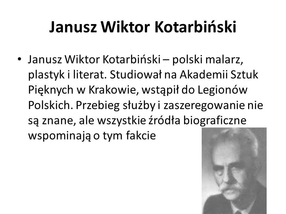 Janusz Wiktor Kotarbiński
