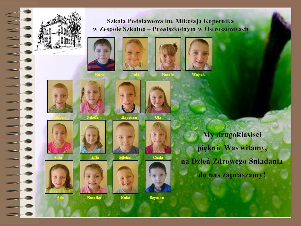 Szkoła Podstawowa im. Mikołaja Kopernika w Zespole Szkolno – Przedszkolnym w Ostroszowicach