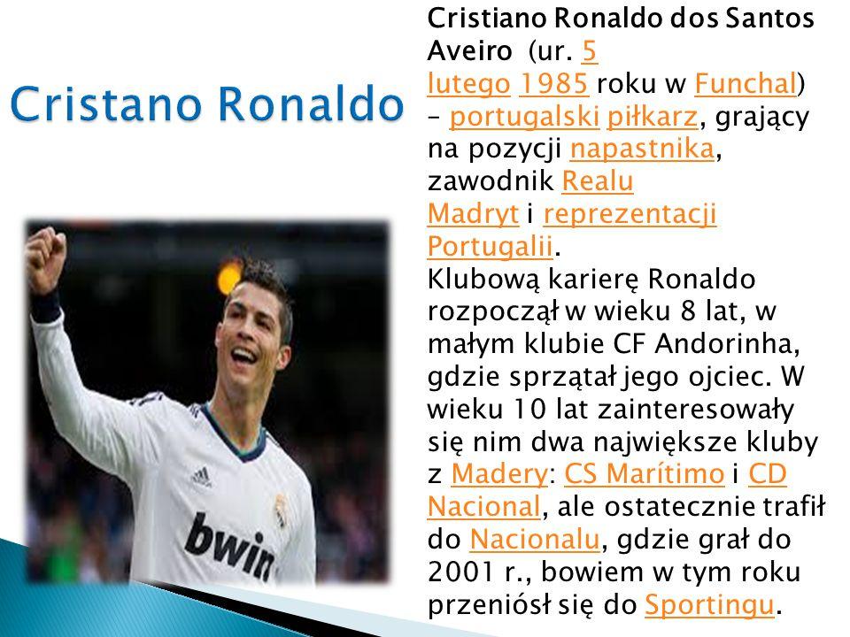 Cristiano Ronaldo dos Santos Aveiro (ur