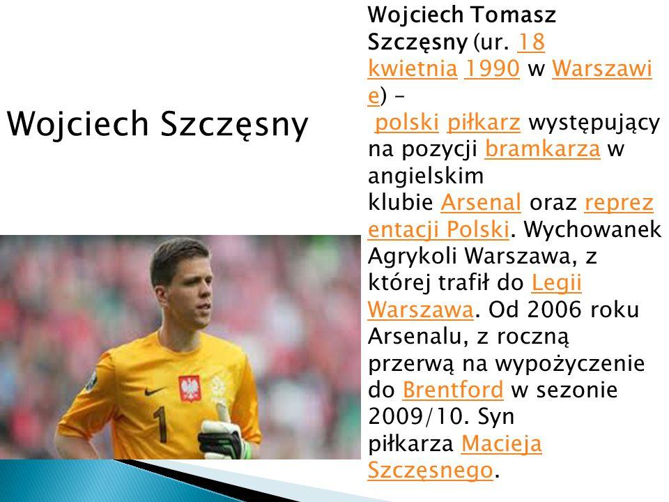Wojciech Tomasz Szczęsny (ur