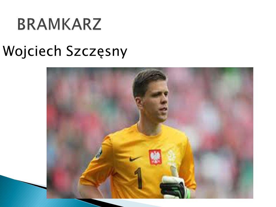 BRAMKARZ Wojciech Szczęsny
