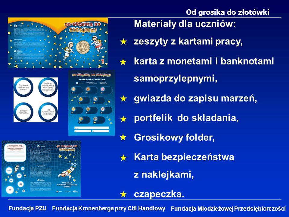 Materiały dla uczniów: