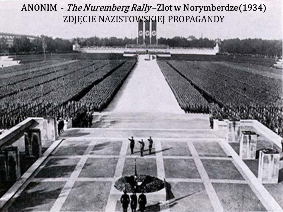 ANONIM - The Nuremberg Rally –Zlot w Norymberdze(1934)