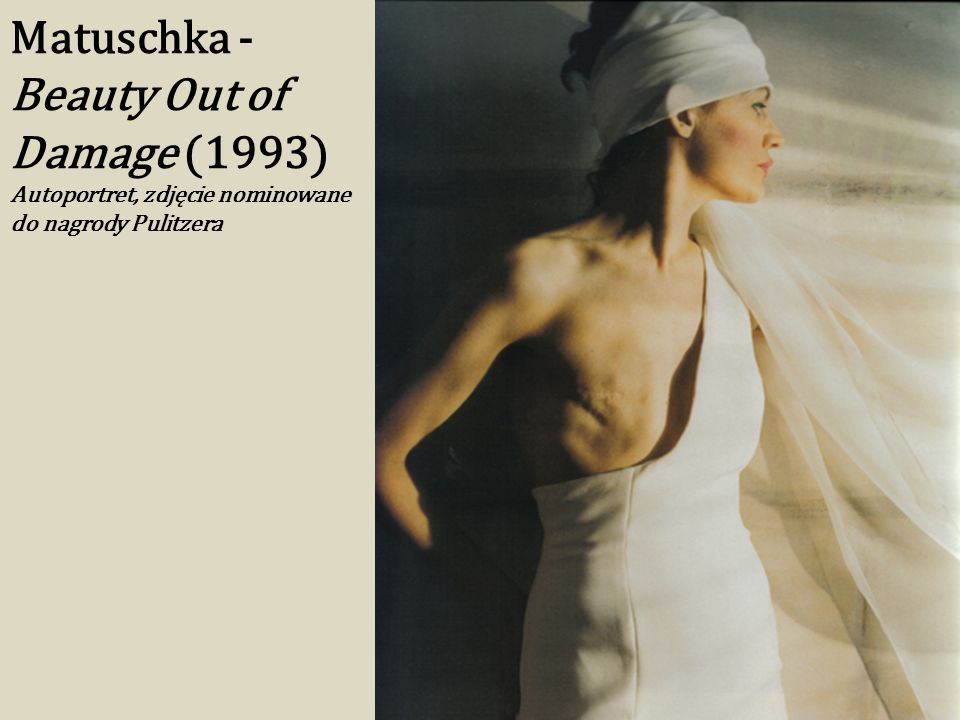 Matuschka - Beauty Out of Damage (1993)
