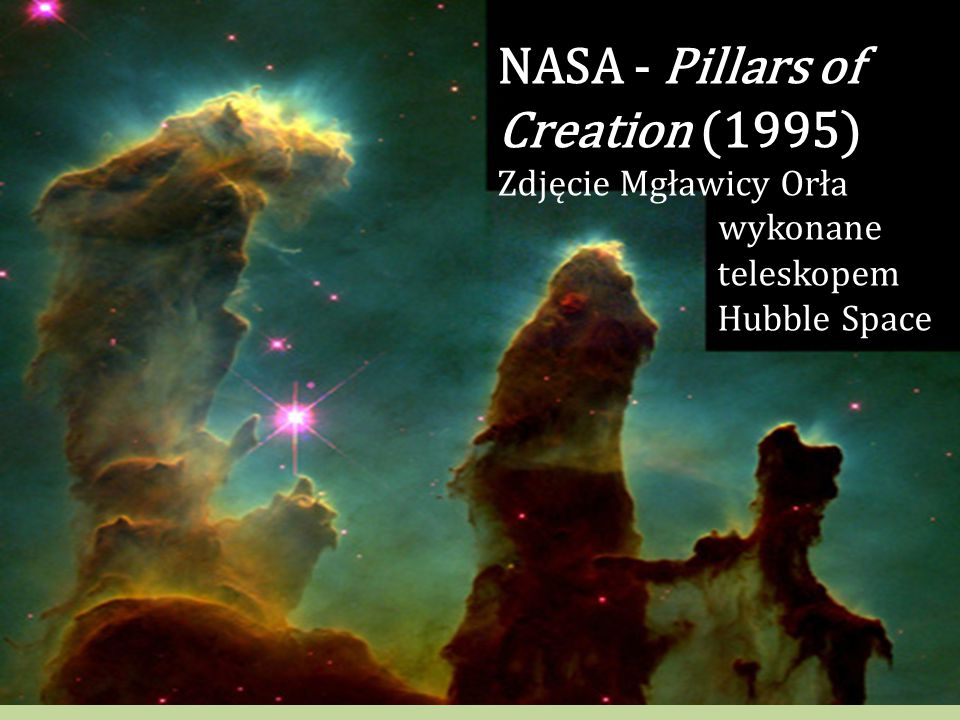 NASA - Pillars of Creation (1995)