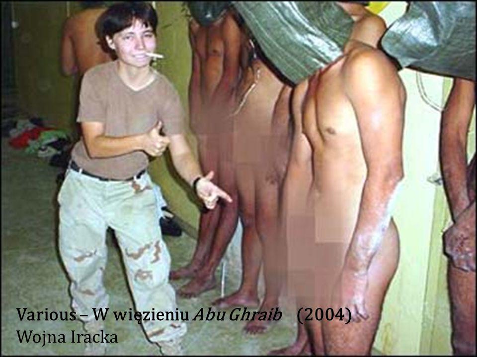 Various – W więzieniu Abu Ghraib (2004)