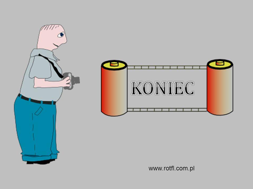 KONIEC www.rotfl.com.pl