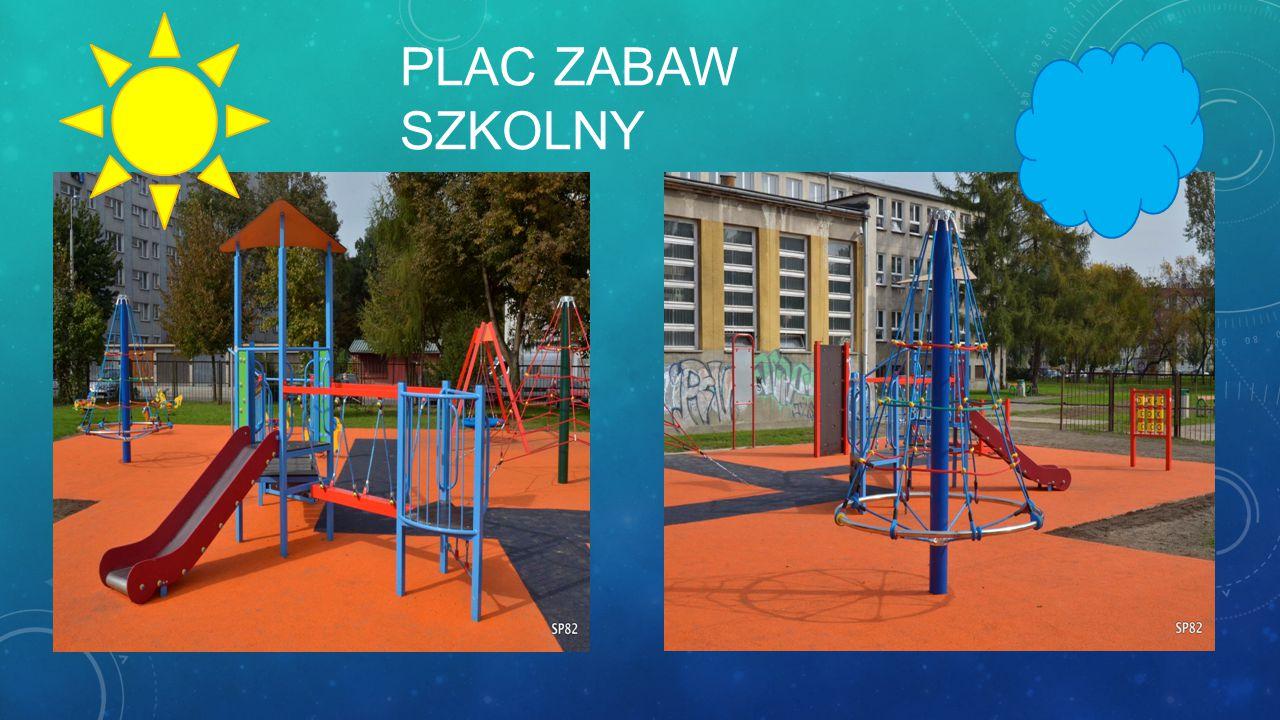 plac zabaw szkolny