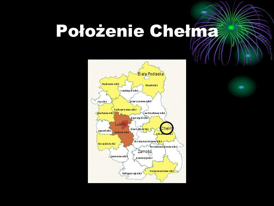 Położenie Chełma