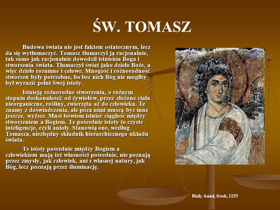ŚW. TOMASZ