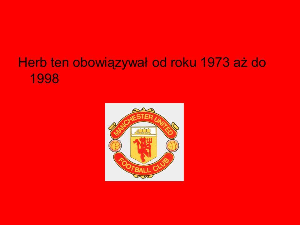 Herb ten obowiązywał od roku 1973 aż do 1998