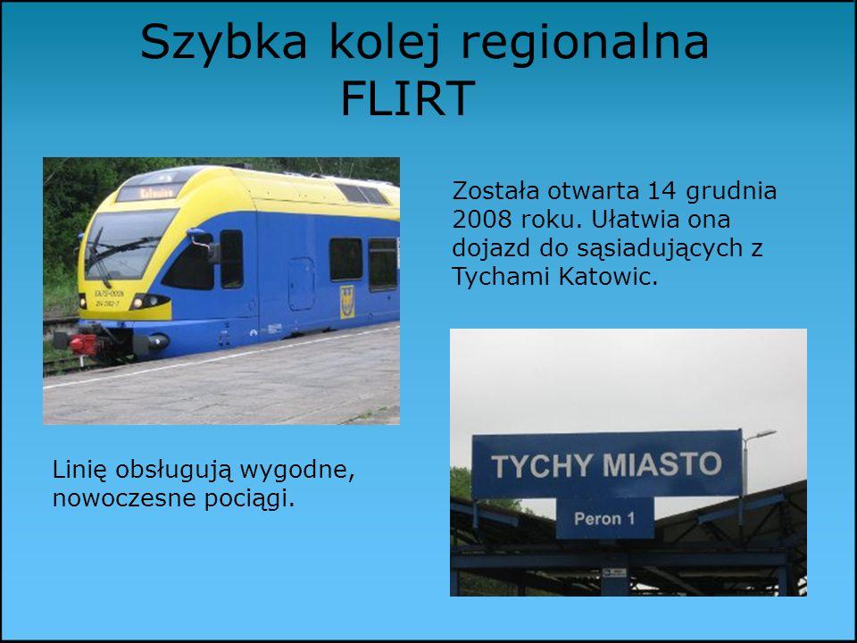Szybka kolej regionalna FLIRT