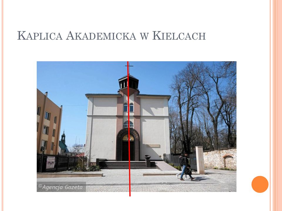 Kaplica Akademicka w Kielcach