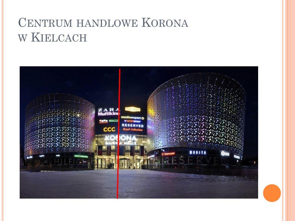 Centrum handlowe Korona w Kielcach