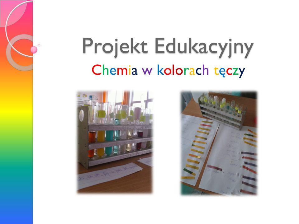 Chemia w kolorach tęczy