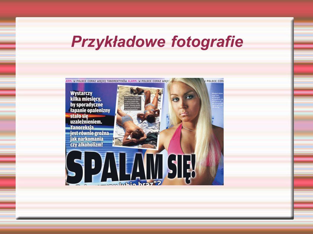 Przykładowe fotografie