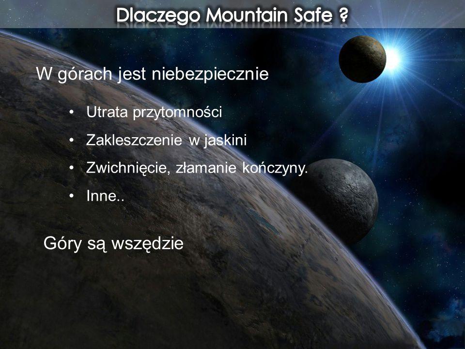 Dlaczego Mountain Safe