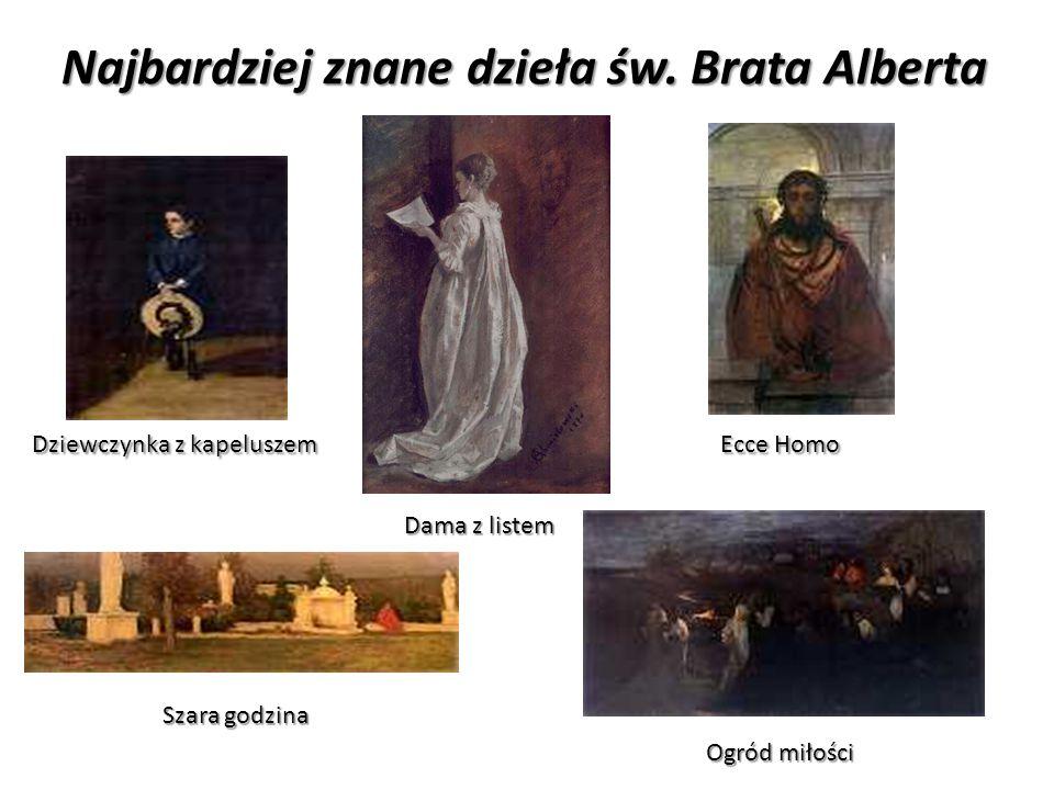 Najbardziej znane dzieła św. Brata Alberta