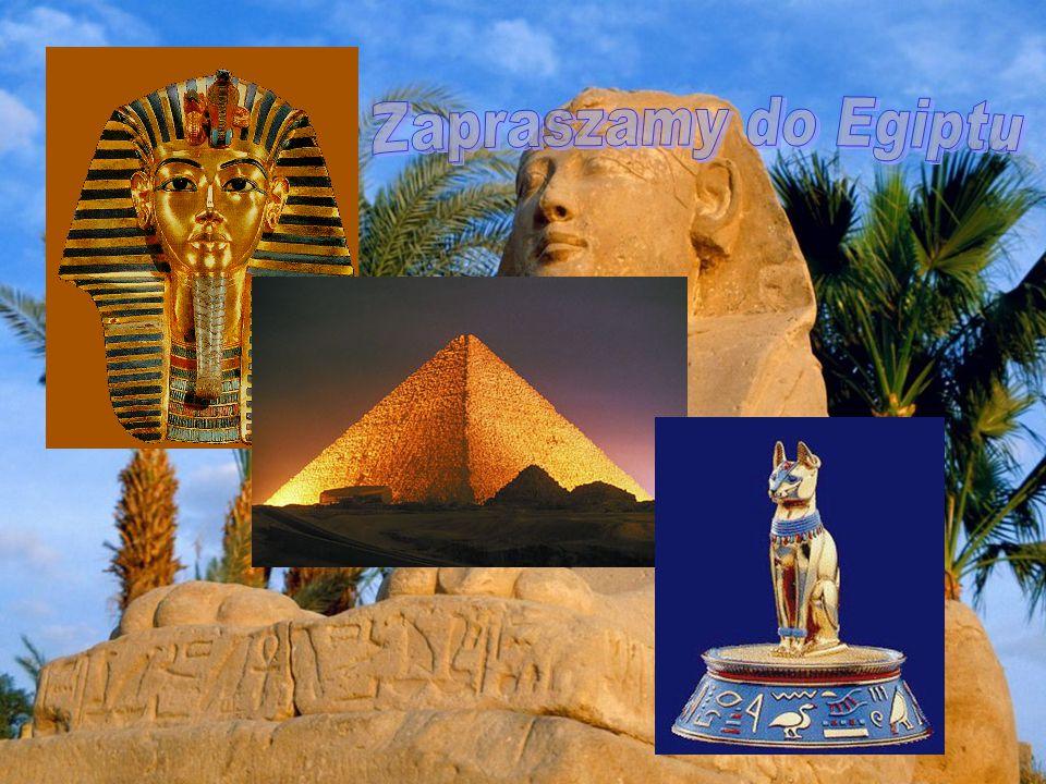 Zapraszamy do Egiptu