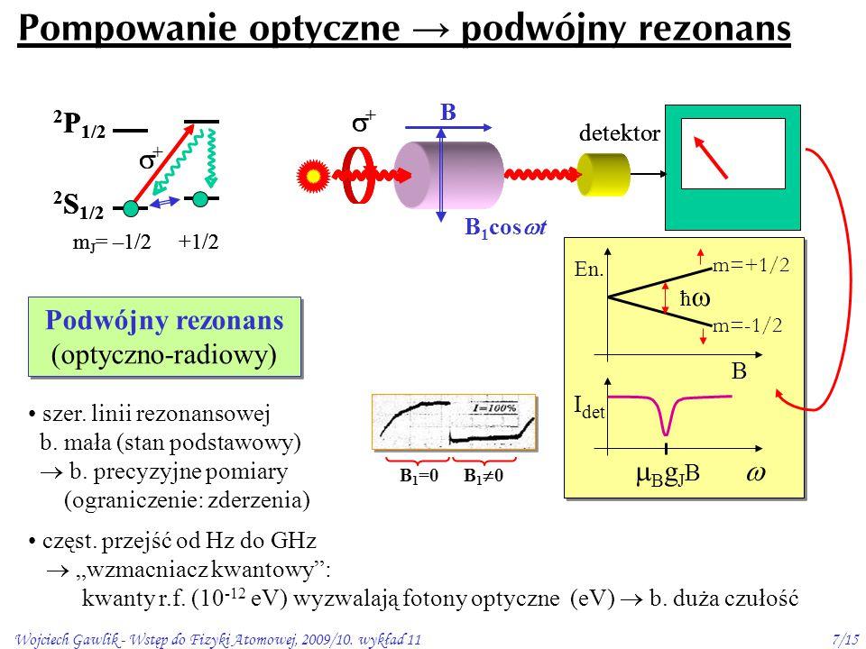 Podwójny rezonans (optyczno-radiowy)