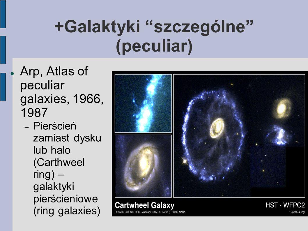 +Galaktyki szczególne (peculiar)