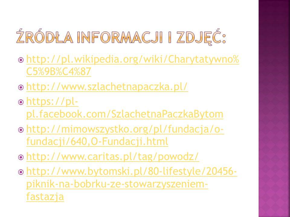 źródła informacji i zdjęć:
