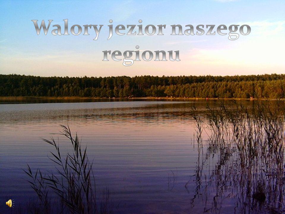 Walory jezior naszego regionu
