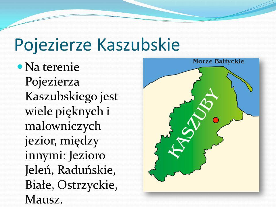 Pojezierze Kaszubskie